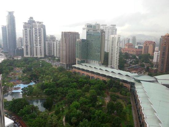 Mandarin Oriental, Kuala Lumpur : KLCC Park