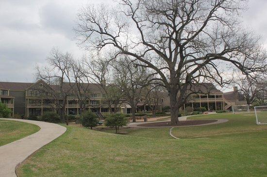 Hyatt Regency Lost Pines Resort and Spa: Beautiful grounds