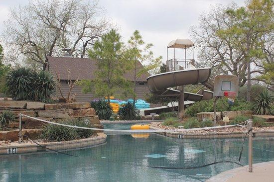 Hyatt Regency Lost Pines Resort and Spa: The pool