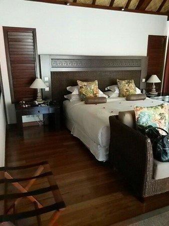 Hilton Moorea Lagoon Resort & Spa: Garden bungalow