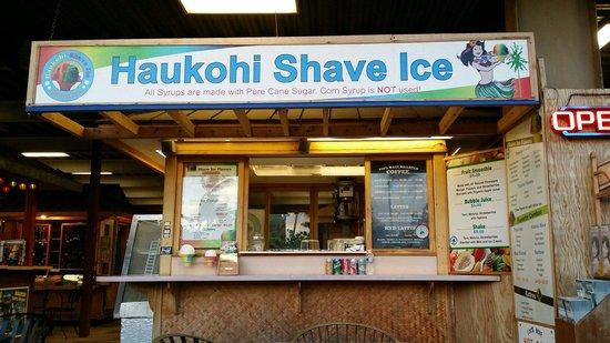 Haukohi Shave Ice