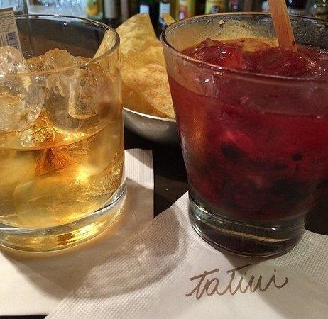 Tatini Restaurante: Uma das melhores caipiroscas q ja tomei!