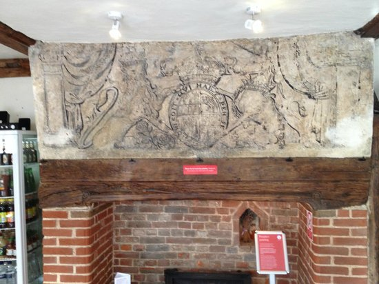 Canterbury Church Shop: The Coat of Arms of Charles I