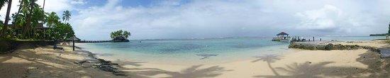 The Warwick Fiji: Panaramic view of the Resort
