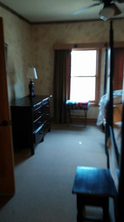 The Lodge at Buckberry Creek: Bedroom