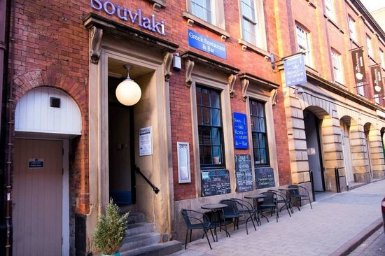 Souvlaki Restaurant and Bar