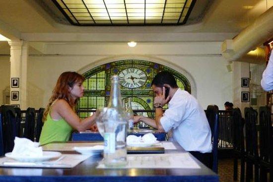 PV Restaurante Lounge: Under the skylight