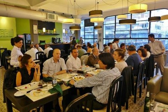PV Restaurante Lounge: A full house