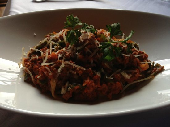 Palio of Leesburg: Bolognese