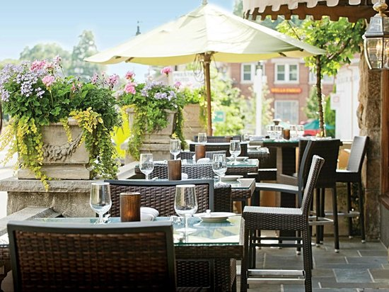 The Bernards Inn Restaurant: The Terrace at the Bernards Inn