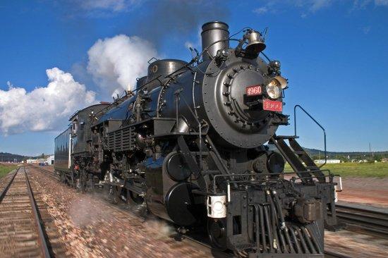 Grand Canyon Railway: Vintage Steam Locomotive No. 4960