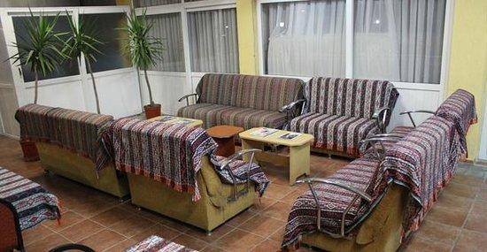Cenka Hotel: dinlenme bölümü