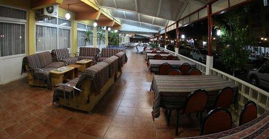 Cenka Hotel : restoran