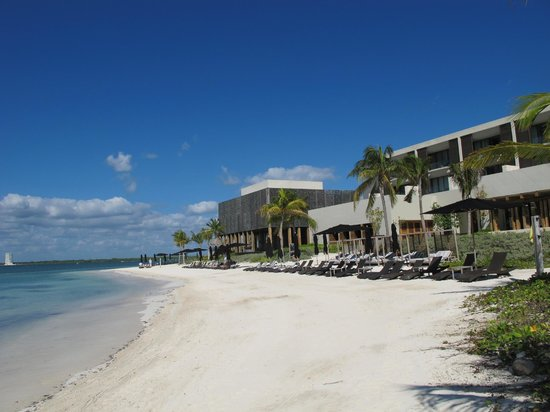NIZUC Resort And Spa : The Beach At Nizuc