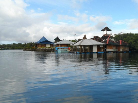 Day-Asan Floating Villages: Floating Resto