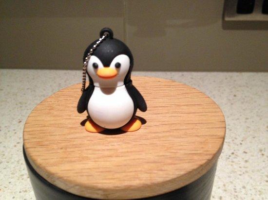 Kelly Tarlton's Sea Life Aquarium: USB with Photos of the Penguin Experience