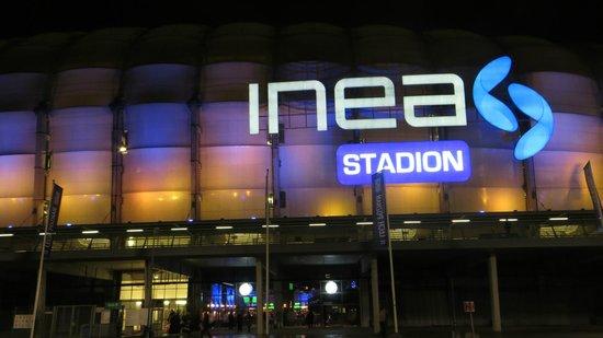 Hotel IOR-Centrum Kongresowe: INEA Stadion