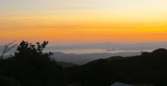 El Establo: Magnificent sunsets