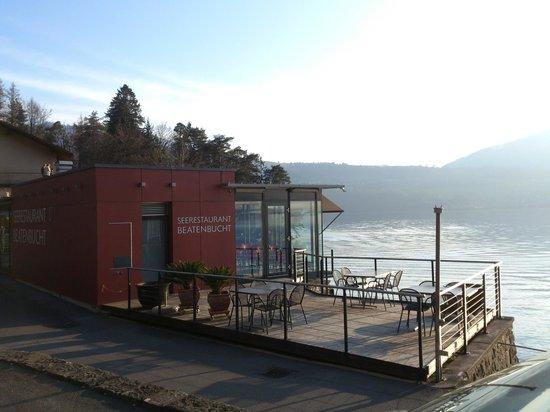 Merligen - Seerestaurant Beatenbucht