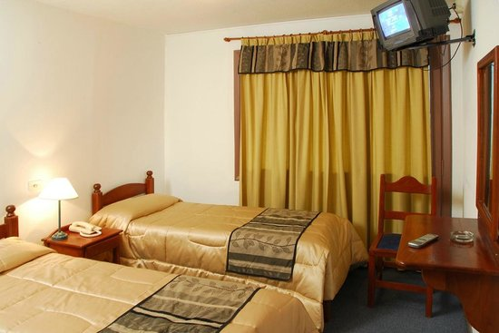 Hotel King's Bariloche: HABITACION SINGLE O DOBLE
