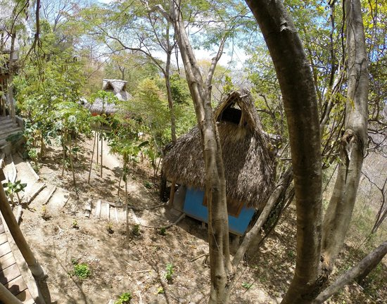 Hostel Clandestino : Hostel grounds