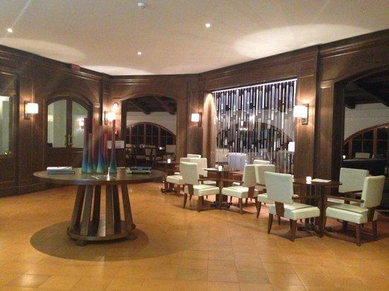 Renaissance Tuscany Il Ciocco Resort & Spa : Main area