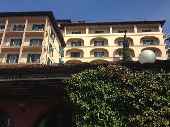 Renaissance Tuscany Il Ciocco Resort & Spa : view of the rooms