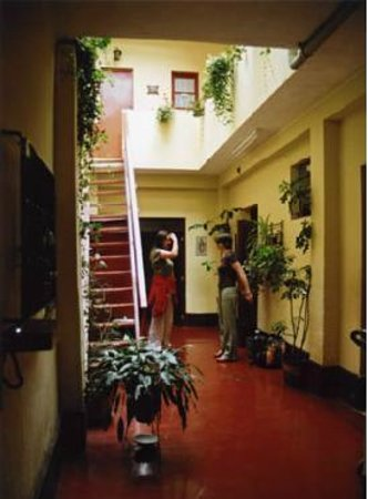 Casa Ana: While respecting privacy, we receive our guests in a friendly and helpful spirit.