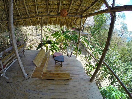Hostel Clandestino : Chillout Deck