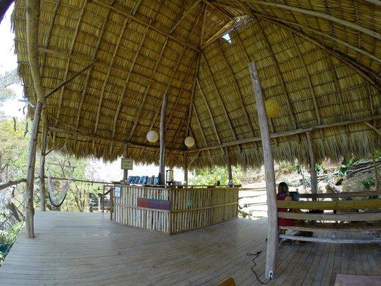 Hostel Clandestino: Chillout Deck