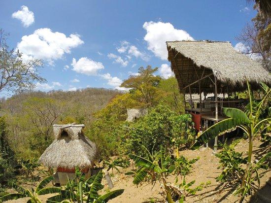 Hostel Clandestino: The View