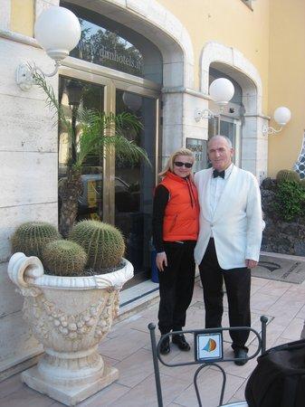 Aragona Palace Hotel : MITRE GIOVANNI