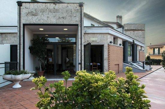 Hotel Restourant Vecchio Forno: Ingresso