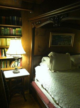 West Mountain Inn: Romantic
