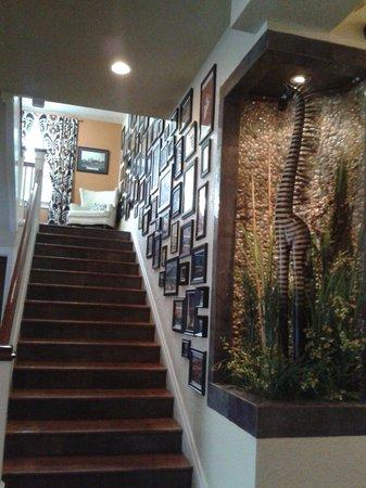 Hollander Hotel: Decoração charmosa