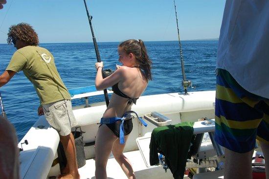Jungles Edge: all kids caught a fish