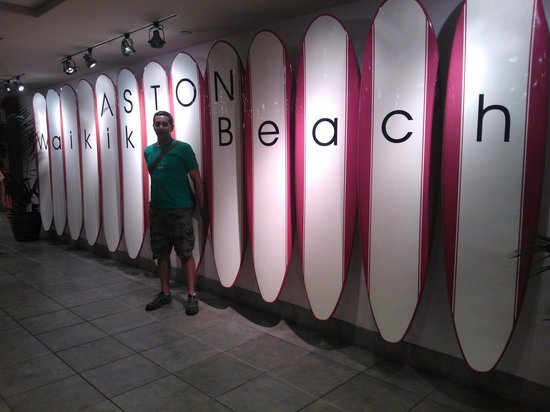 Aston Waikiki Beach Hotel: a good place to bring the family