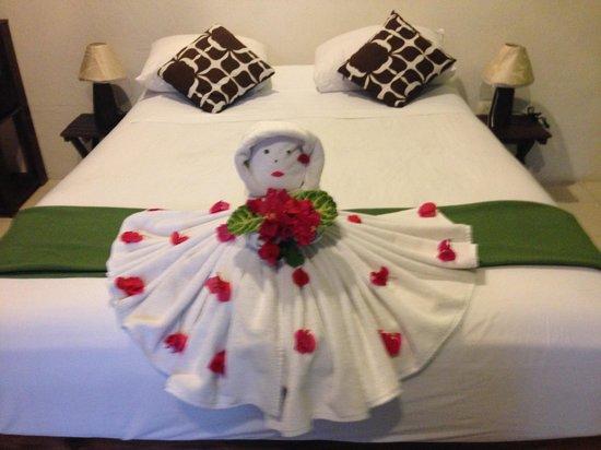 Secret Garden Hotel : Sweet bed