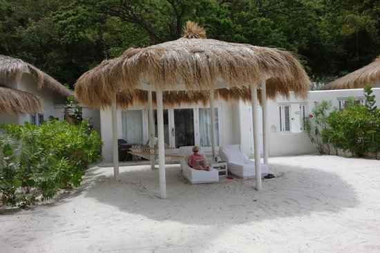 Sugar Beach, A Viceroy Resort: Our Bungalow