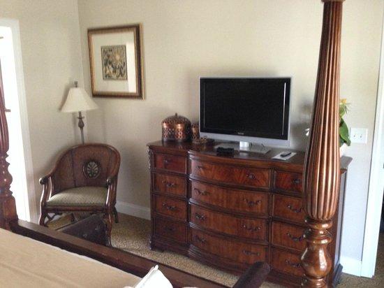 Wyndham Ocean Ridge : Master bedroom