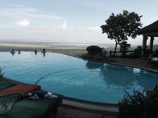 Lake Manyara Serena Lodge : Pool