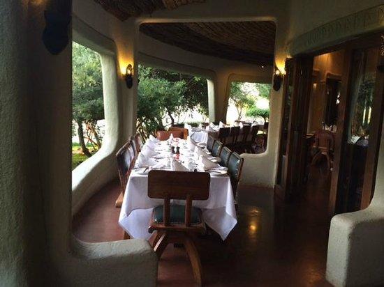 Lake Manyara Serena Lodge : Dining