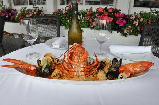 Alberto's Ristorante: Seafood Alberto