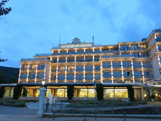 Grand Hotel Bristol : exterior view