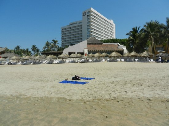 Park Royal Ixtapa : Beach