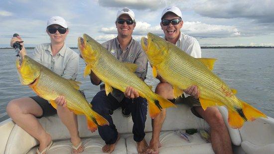 Cabana don Julian : Uma saída para pescar