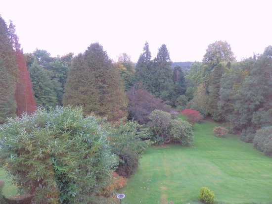 Westerton Bed and Breakfast: View from the Gold Room