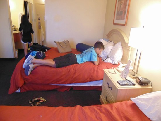 BEST WESTERN PLUS Universal Inn: Um dos quartos