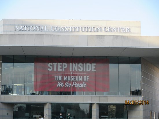 National Constitution Center--  worth every penny and every minute.