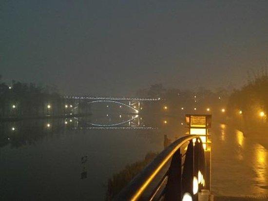 Qiandeng Lake: Night 1